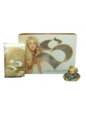 perfume Shakira S By edt 80ml + Camiseta - colonia de mujer