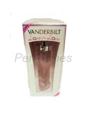 perfume Gloria Vanderbilt Love For Love edt 30ml - colonia de mujer