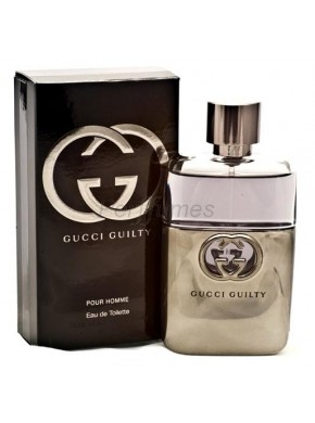 perfume Gucci Guilty Homme edt 90ml - colonia de hombre