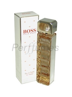 perfume Hugo Boss Orange edt 50ml - colonia de mujer