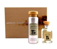 Estuche Agua Fresca edt 120ml + Gel 75ml + After Shave 75ml