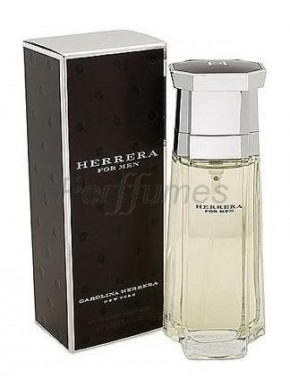 perfume Carolina Herrera Herrera for Men edt 30ml - colonia de hombre