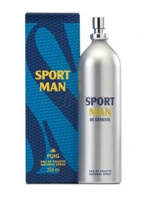 perfume Puig SportMan edt 250ml - colonia de hombre