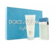 Set Dolce Gabbana Light Blue edt 25ml + Crema Corporal 50ml