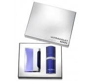Set Ultraviolet Man 100ml + Gel 100ml