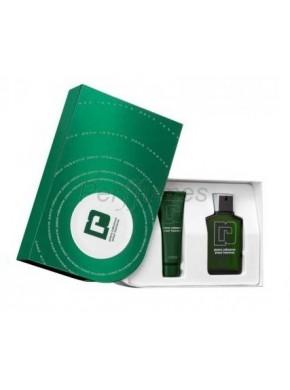 perfume Paco Rabanne Set Homme 100ml + Gel 100ml - colonia de hombre