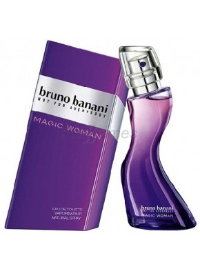 perfume Bruno Banani Magic Woman edt 30ml - colonia de mujer