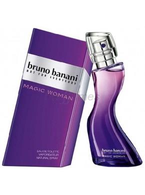 perfume Bruno Banani Magic Woman edt 50ml - colonia de mujer