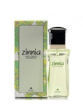 perfume Puig Zinnia edt 100ml - colonia de mujer