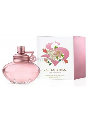 perfume Shakira S by Eau Florale edt 80ml - colonia de mujer