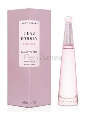 perfume Issey Miyake L' Eau D' Issey Florale edt 50ml - colonia de mujer