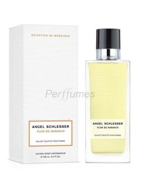 perfume Angel Schlesser Flor de Naranjo edt 100ml - colonia de mujer