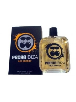 perfume Pacha Ibiza Hot Energy edt 100ml - colonia de hombre