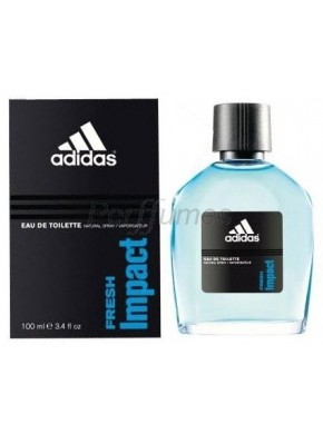 perfume Adidas Fresh Impact edt 100ml - colonia de hombre