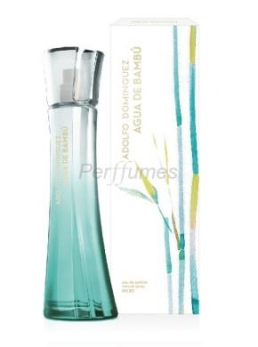 perfume Adolfo Dominguez Agua de Bambu edt 50ml - colonia de mujer