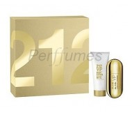 212 Vip edp 50ml + Body Lotion 100ml
