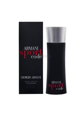 perfume Armani Code Sport edt 50ml - colonia de hombre