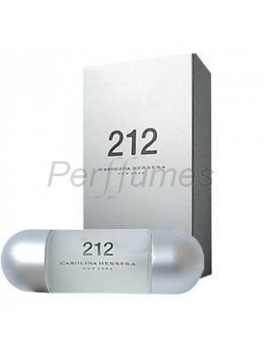 perfume Carolina Herrera 212 edt 60ml - colonia de mujer