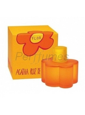 perfume Agatha Ruiz de la Prada Flor edt 100ml - colonia de mujer