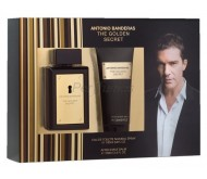 The Golden Secret edt 100ml + After Shave 100ml