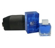Blue Seduction edt 100ml + Neceser
