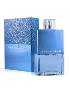 perfume Armand Basi l'eau homme edt 125ml - colonia de hombre