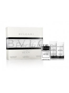 perfume Bvlgari Man edt 60ml + Balsamo Afeitado 75ml + gel 75ml - colonia de hombre