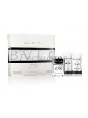 perfume Bvlgari Man edt 60ml + Balsamo Afeitado 75ml + gel 75ml - colonia de hombre