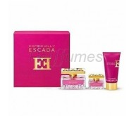 Escada Especially edp 50ml + Body Milk 50ml + Mini 6,5ml