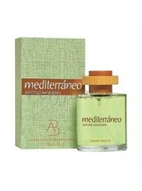 perfume Antonio Banderas Mediterraneo edt 200ml - colonia de hombre