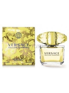 perfume Versace Yellow Diamond edt 90ml - colonia de mujer