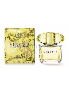 perfume Versace Yellow Diamond edt 50ml - colonia de mujer