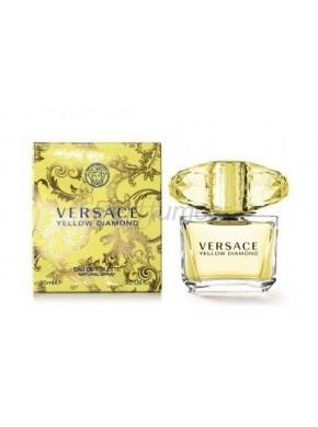 perfume Versace Yellow Diamond edt 30ml - colonia de mujer