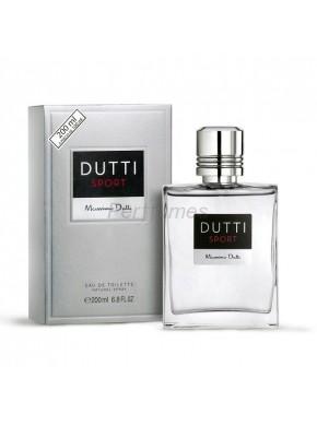 perfume Massimo Dutti Sport edt 200ml - colonia de hombre