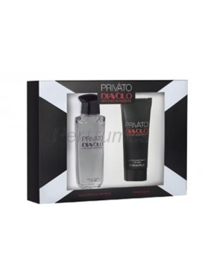 perfume Antonio Banderas Diavolo Privato edt 100ml + After Shave 100ml - colonia de hombre