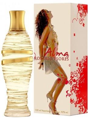 perfume Rosario Flores Alma edt 100ml - colonia de mujer