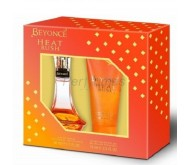 Beyonce Heat Rush edt 50ml + Gel 75ml