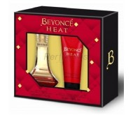 Beyonce Heat edt 50ml + Gel 75ml