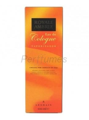 perfume Legrain Royale Ambree edc 100ml - colonia de mujer