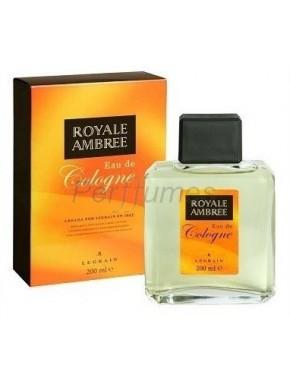 perfume Legrain Royale Ambree edc 200ml - colonia de mujer