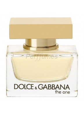 perfume Dolce Gabbana The one edp 50ml - colonia de mujer