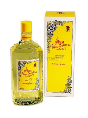perfume Alvarez Gomez Agua de Colonia Concentreada edc 750ml - colonia de unisex