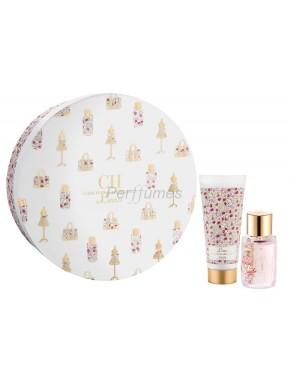 perfume Carolina Herrera CH L'Eau Fraiche edt 50ml + Gel 100ml - colonia de mujer