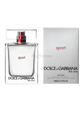 perfume Dolce Gabbana The One Sport edt 100ml - colonia de hombre