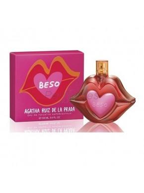 perfume Agatha Ruiz de la Prada Beso edt 100ml - colonia de mujer