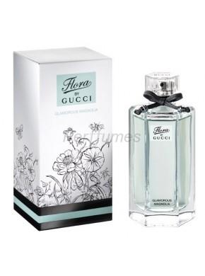 perfume Gucci Flora Glamorous Magnolia edt 100ml - colonia de mujer