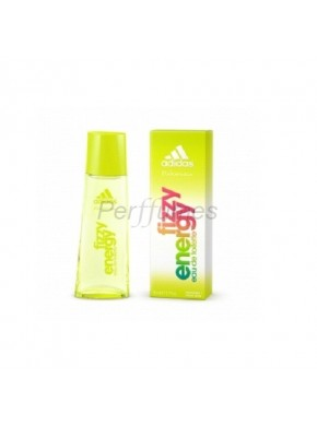 perfume Adidas Fizzy Energy edt 75ml - colonia de mujer
