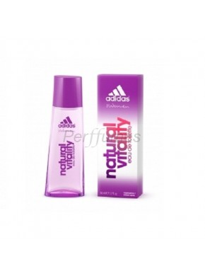 perfume Adidas Natural Vitality edt 75ml - colonia de mujer