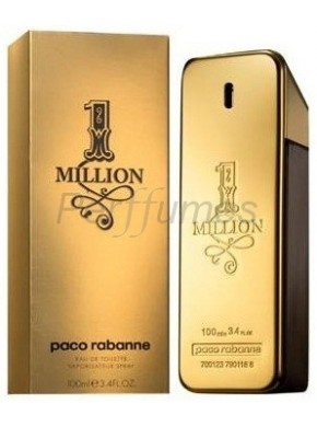 perfume Paco Rabanne 1 Million edt 200ml - colonia de hombre