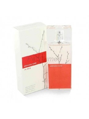 perfume Armand Basi In Red edt 50ml - colonia de mujer